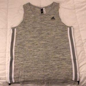 Adidas Men's Large Tank (100% cotton).